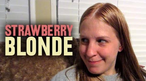 Strawberry Blonde (Day 1296 - 6 12 13)