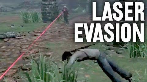 Laser Evasion