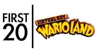 Virtual Boy Wario Land - First20