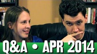 StephenVlog Q&A - April 2014