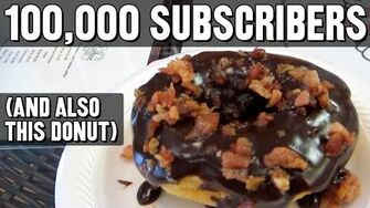 100,000 Subscribers (Day 2085 - 8 10 15)