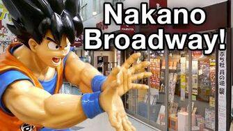 Nakano Broadway 4K Vlog • 5.15