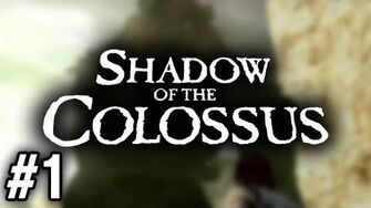 Stephen Plays Shadow of the Colossus 1