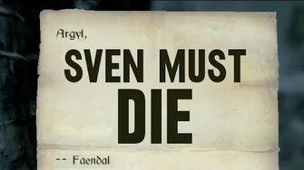 Sven Must Die