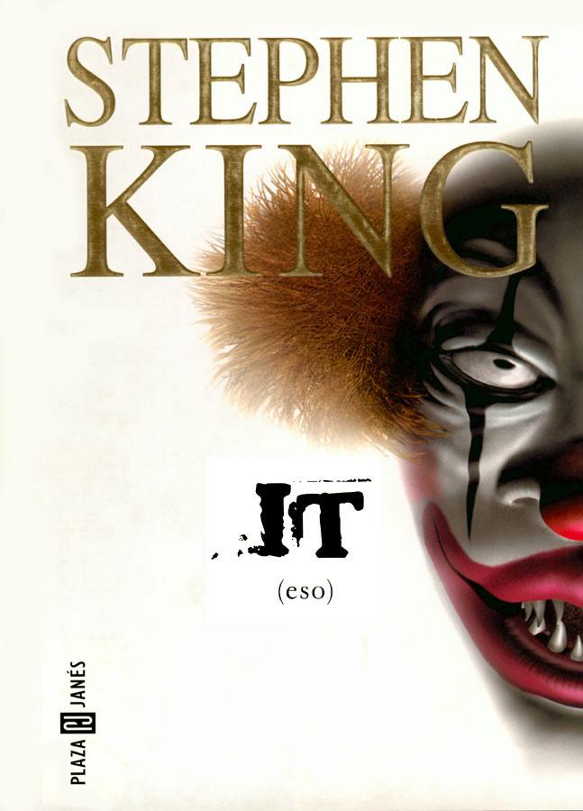 Book Cover Portadas : Portadas mundiales de eso stephen king wiki fandom