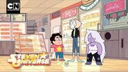 The Pink-Haired Woman Steven Universe Cartoon Network