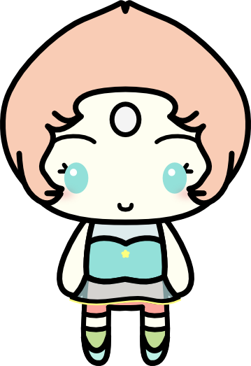 Image Kawaii Pearl Steven Universe By Amis0129 d6v15gspng