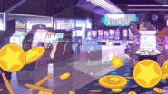 SU - Arcade Mania Steven Coin Transition