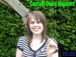 Captain Claire Hayward