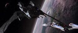 Scimitar vs enterprise