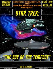 StarshipSaladin Poster--EyeOfTheTempest
