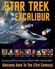 Excalibur Teaser Poster