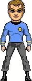 Commander J. Dvorak - USS Couragoeus