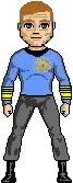 Rear Admiral L. Daniels, M.D. - Starfleet Headquarters