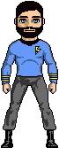 Commander F. Crane, M.D. - USS Bellatrix