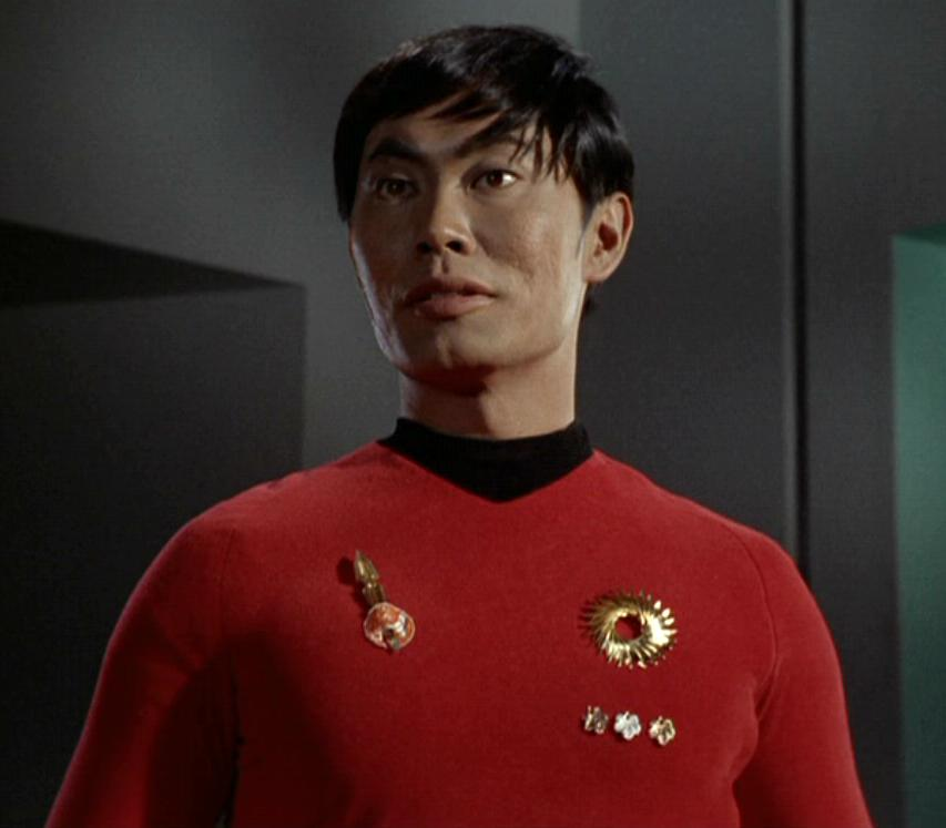 INTO THE NEXT STAGE: Takei: It's Not OK That Sulu's Gay