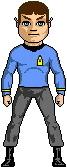Lieutenant Stonak - USS Intrepid II