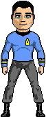 Lt. Cmdr. K. Schmidt, M.D. - USS Intrepid II