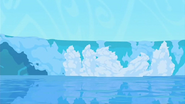 S1 E8 Reef points out to where the bigger waves are breaking