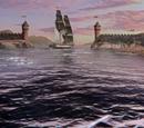 Arendelle Docks