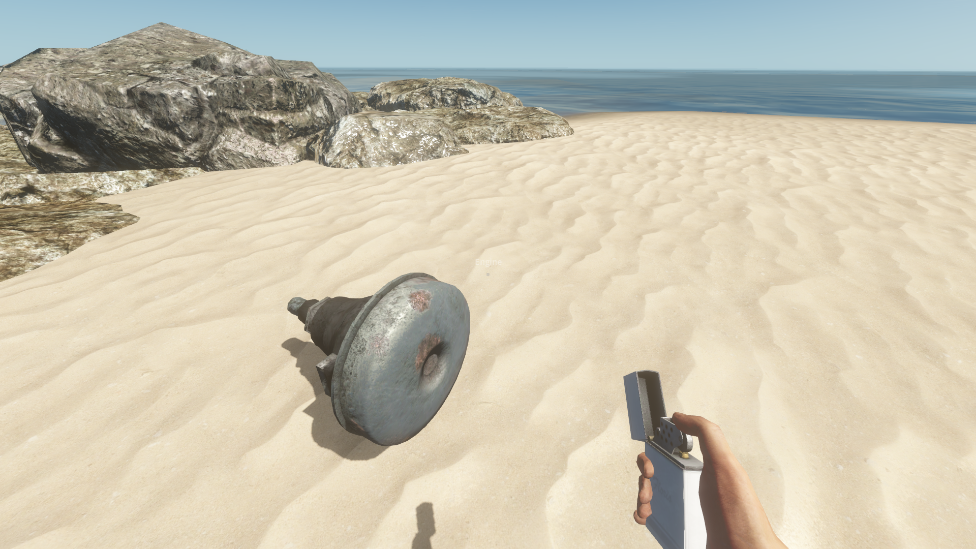 How To Craft Engine In Stranded Deep