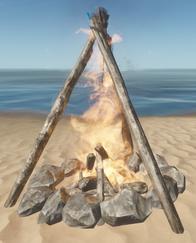 Fuego Spit