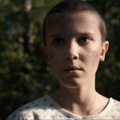 Eleven's first appearance.