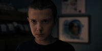 Stranger Things 1x02 – Eleven's Nosebleed
