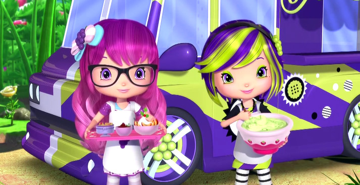 Category Main Characters Strawberry Shortcake Berry