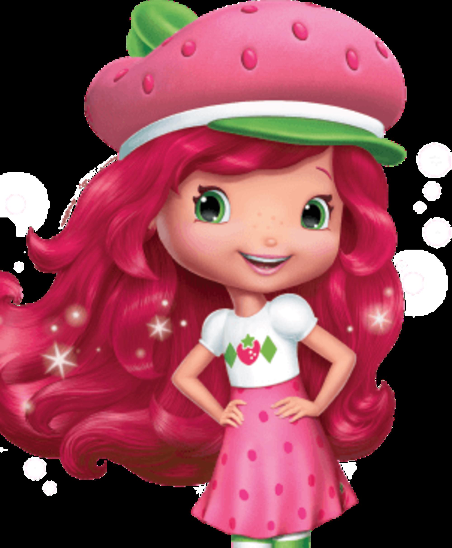 Clipart for u: Strawberry Shortcake