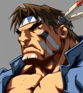 Character Select T Hawk by UdonCrew