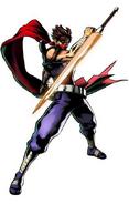Strider Hiryu-UMvsC3