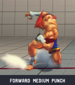 Adon-forward-medium-punch
