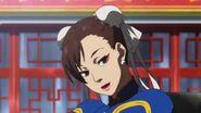 Screenshot of SSFIV Chun-LI's Ending 2