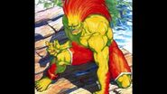 Street Fighter II CPS-1-Blanka Stage