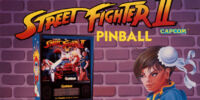 Street Fighter II Pinball
