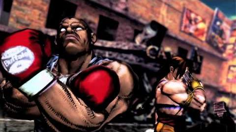 Street Fighter X Tekken January character reveals