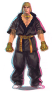 Ken Masters (Alternate Costume)