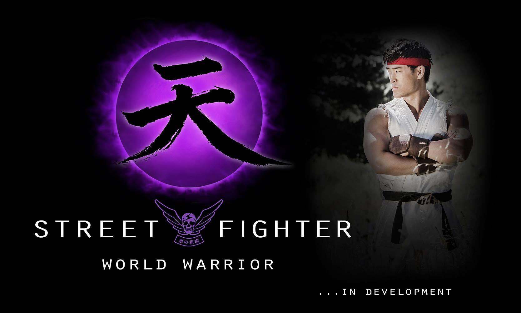 Street Fighter World Warrior