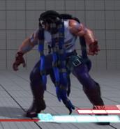 SFV Necali Premium Battle Costume