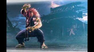 Street Fighter V - Theme of Akuma