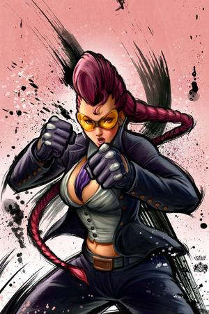 C. Viper - The Street Fighter Wiki - Street Fighter 4, Street ...