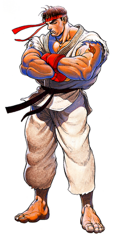 File:Ryu (SSF2).png