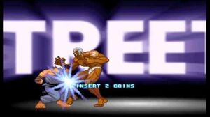 Street Fighter III 2nd Impact - Giant Attack (Arcade) - (Opening Intro)