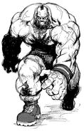 Super Street Fighter II X Art Zangief 2