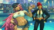 C.Viper and Poison