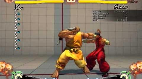 Gouken 5-frame Safe Jump after SC