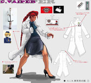 C Viper Alt costume Street Fighter IV.