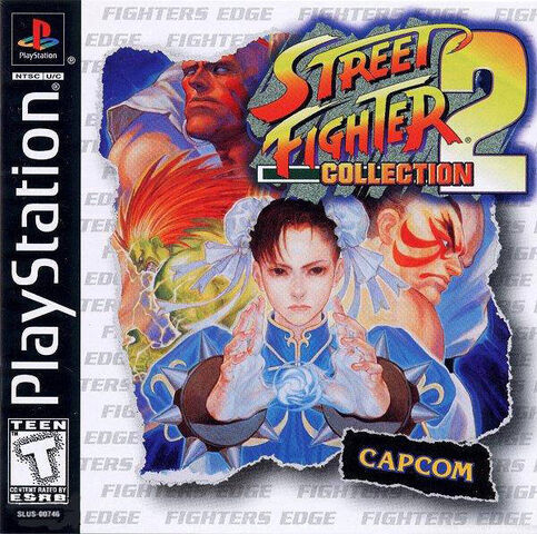 File:Street Fighter Collection 2 cover.jpg