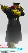 SFV M.Bison Premium Battle Costume
